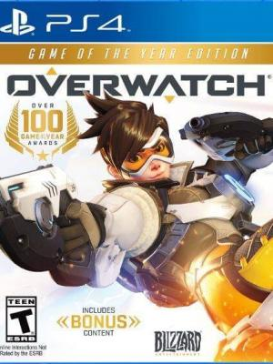 Overwatch: Game of the Year Legendary Edition PS4 PRIMARIA