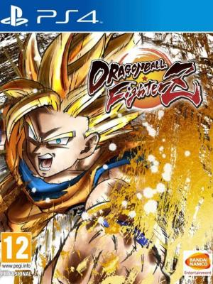 DRAGON BALL FIGHTERZ  PS4 PRIMARIA