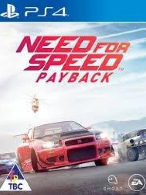 Need for Speed Payback - Standard Edition Ps4 Primaria - Español