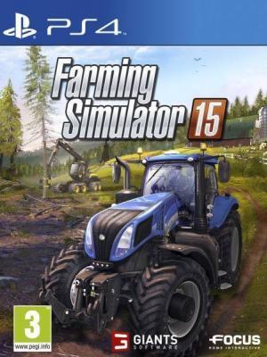 Farming Simulator 15 PS4 PRIMARIA