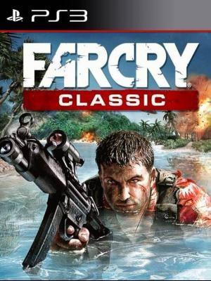 FAR CRY CLASSIC PS3