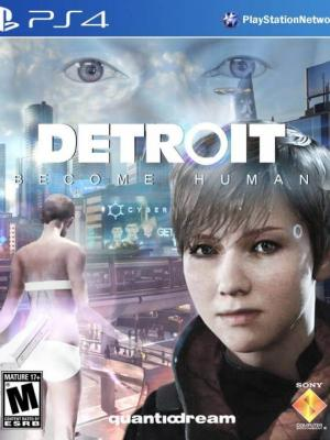 Detroit: Become Human Ps4 Primaria PRE ORDEN