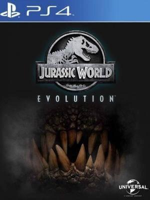 Jurassic World Evolution Ps4 Primaria