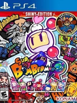Super Bomberman R  Ps4 Primaria