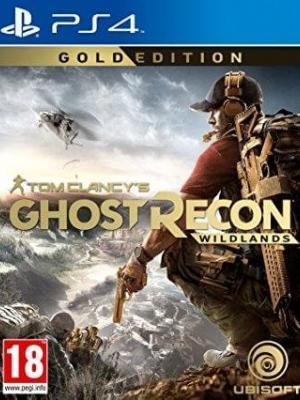 Tom Clancy's Ghost Recon Wildlands - Gold Edition PS4 PRIMARIA