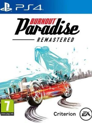 Burnout Paradise Remastered PS4 PRIMARIA