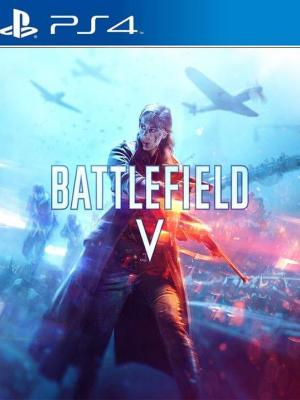 Battlefield V Standard Edition PS4