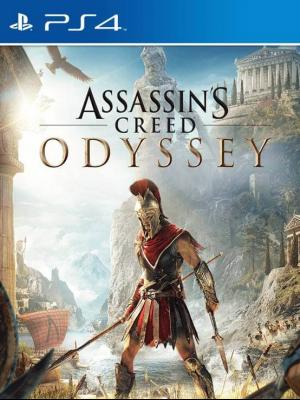 Assassin's Creed Odyssey PS4 PRE ORDEN