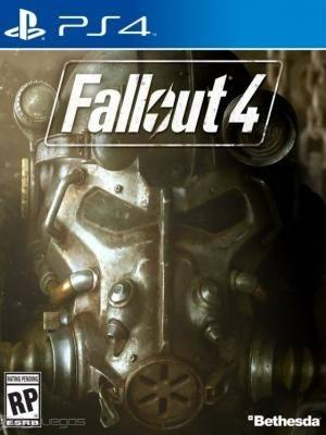 Fallout 4 ESPAÑOL PS4