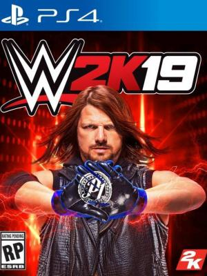 WWE 2K19 PS4 PRIMARIA