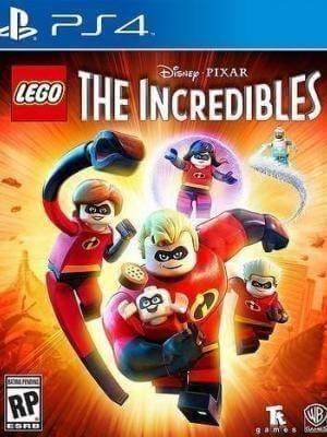 LEGO The Incredibles PS4 Primaria