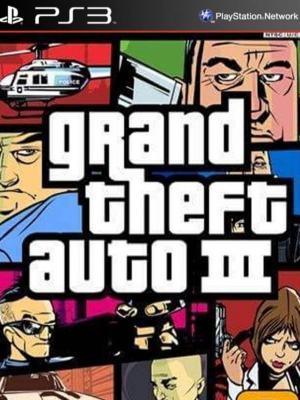 Grand Theft Auto 3 PS3