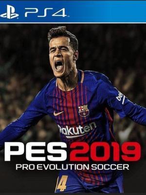 Pro Evolution Soccer 2019 PS4  PRIMARA