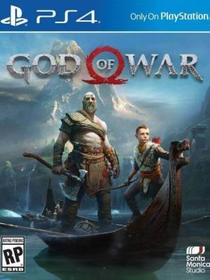 GOD OF WAR PS4 PRIMARIA