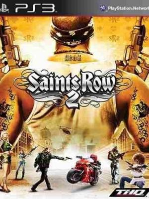 Saints Row 2 Ultimate Edition PS3