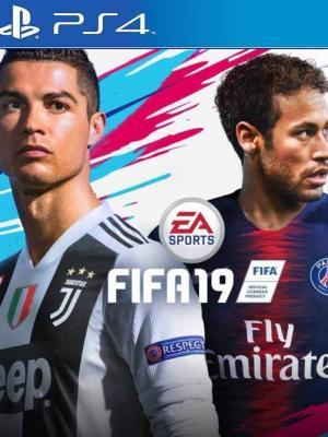 FIFA 19 PS4 PRIMARIA