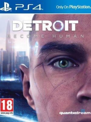 Detroit: Become Human PS4 Primaria FULL ESPAÑOL