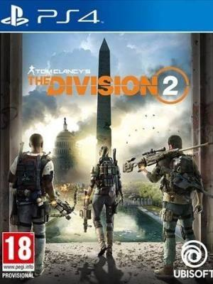 Tom Clancy's The Division 2 Standard Edition Pre Orden Ps4 Primaria