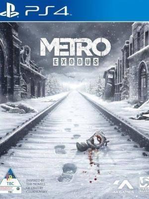 Metro Exodus Pre Orden Ps4 Primaria