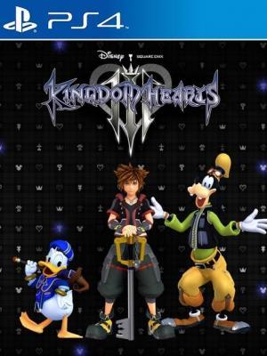 KINGDOM HEARTS III PRE ORDEN PS4 PRIMARIA