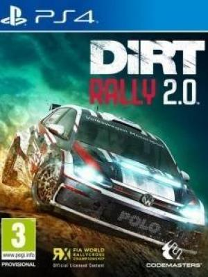 DIRT RALLY 2.0 PRE ORDEN PS4 PRIMARIA
