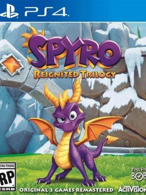 SPYRO REIGNITED TRILOGY DIGITAL PRE ORDEN PS4 PRE ORDEN