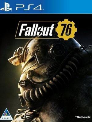 FALLOUT 76  PS4 PRIMARIA
