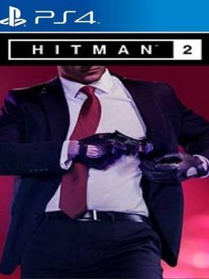 HITMAN 2 PRE ORDEN PS4 PRIMARIA