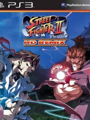Street Fighter 2 Turbo HD Remix