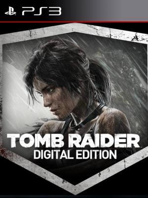 Tomb Raider Digital Edition ps3