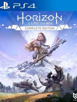 Horizon Zero Dawn: Complete Edition ps4 Primaria