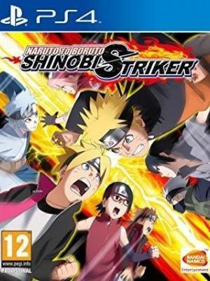 Naruto To Boruto Shinobi Striker Ps4 Primaria