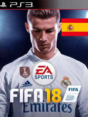 FIFA 18 PS3.