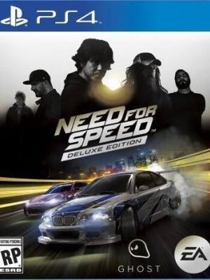 Need for Speed Edición Deluxe PS4
