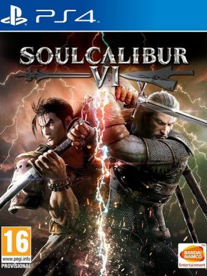 SOULCALIBUR VI PS4 PRIMARIA