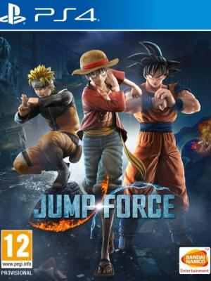 JUMP FORCE PS4 PRE-ORDEN