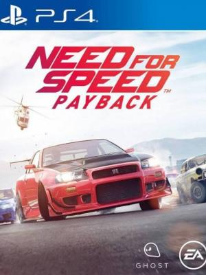 Need for Speed Payback - Standard Edition Ps4 PRIMARIA