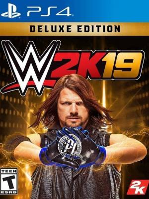 WWE 2K19 Digital Deluxe Edition PS4 PRIMARIA