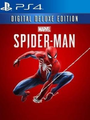 Marvel Spider Man Digital Deluxe Edition Ps4 Primaria