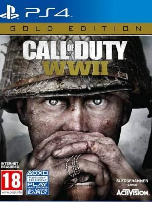 Call of Duty WWII Gold Edition Ps4 Primaria